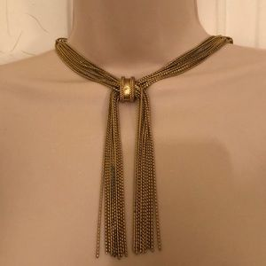 Jewelry - Gold fashion necklace